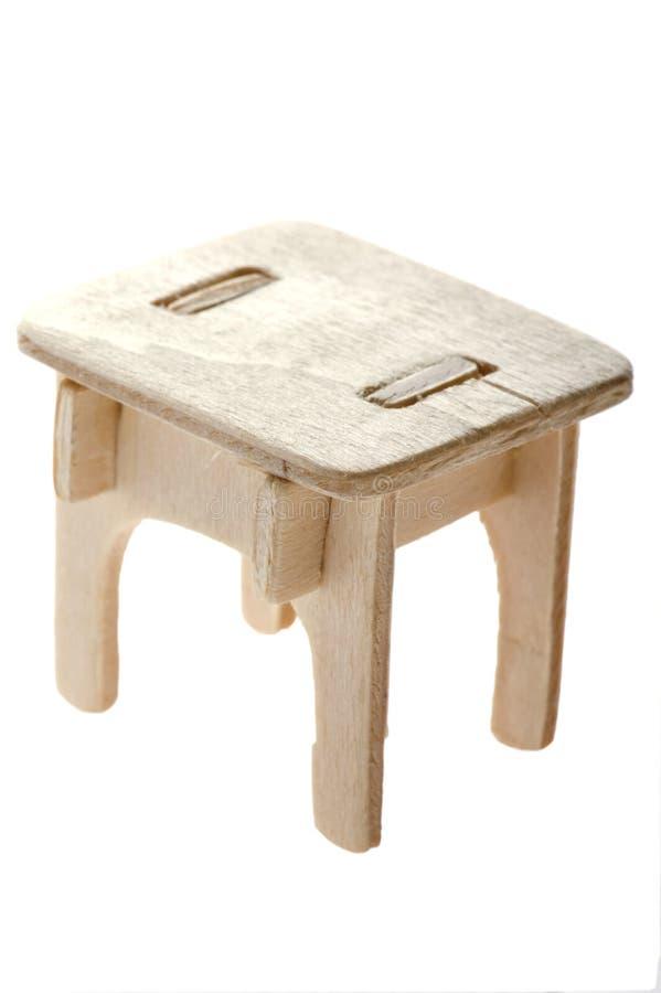 stołowy zabawkarski drewno obrazy stock