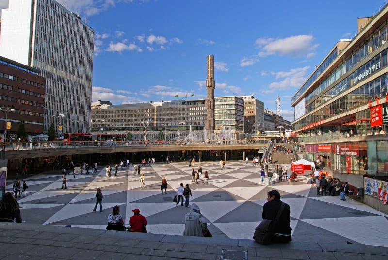 Stoccolma fotografie stock libere da diritti