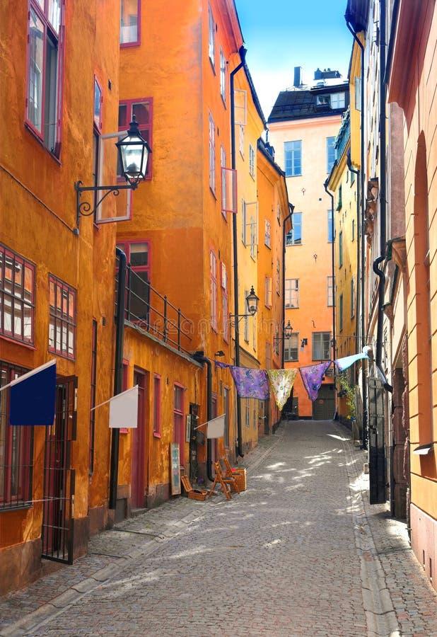Stoccolma immagine stock