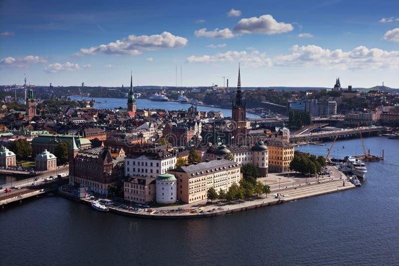 Download Stoccolma fotografia stock. Immagine di classico, limite - 56885504
