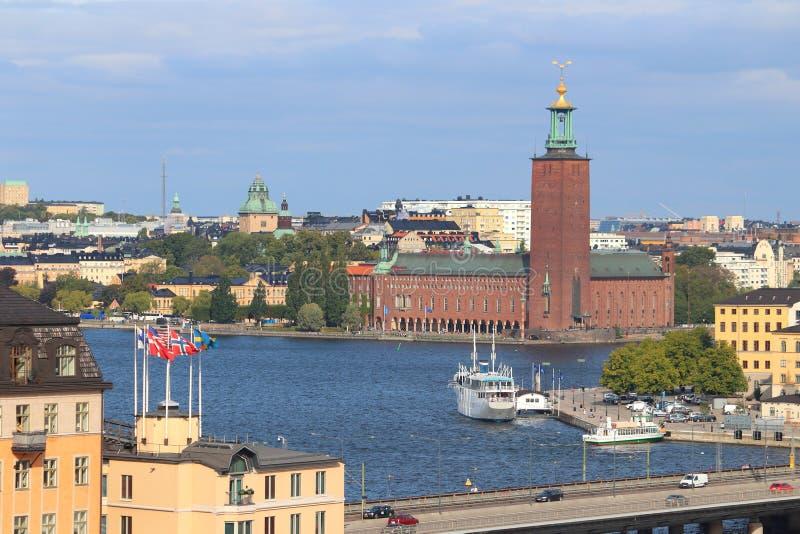 Stoccolma, Svezia fotografie stock