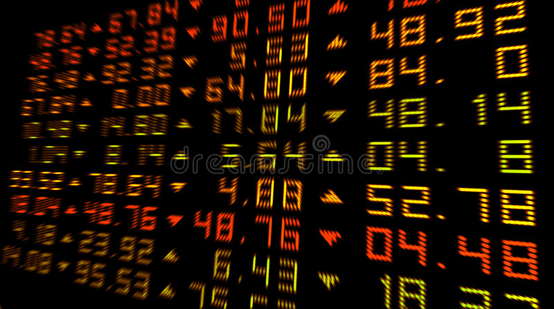 Download Stock Exchange stock illustration. Image of shares, exchange - 7149973