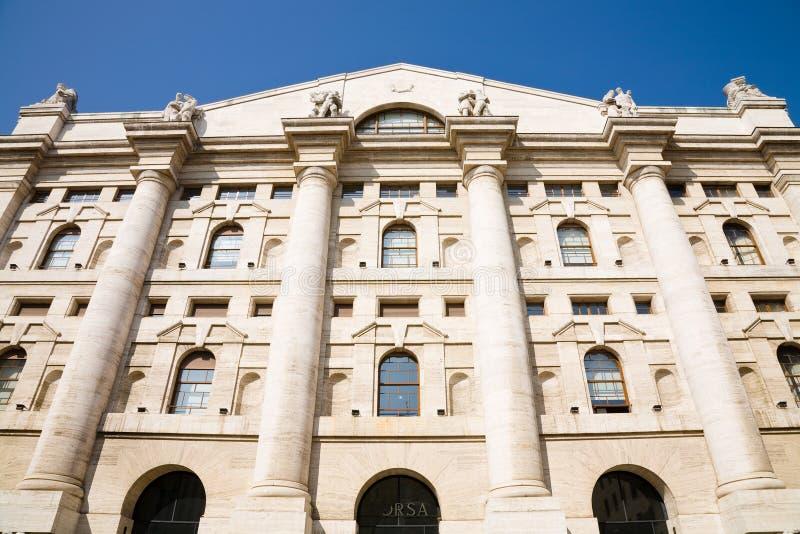 Download Stock Exchange, Milan editorial image. Image of stock - 24079900