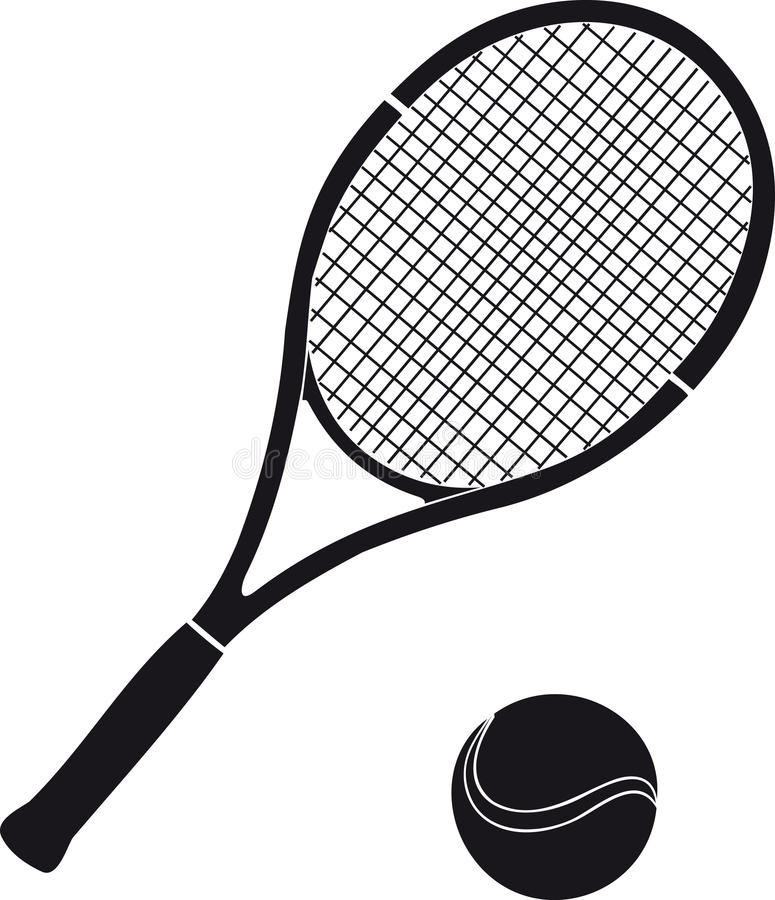 Free Stock For Tennis Royalty Free Stock Images - 40108009