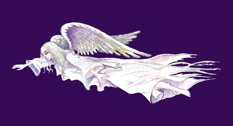 Download Stock Illustration Of Guardian Angel Stock Illustration - Image: 1792543
