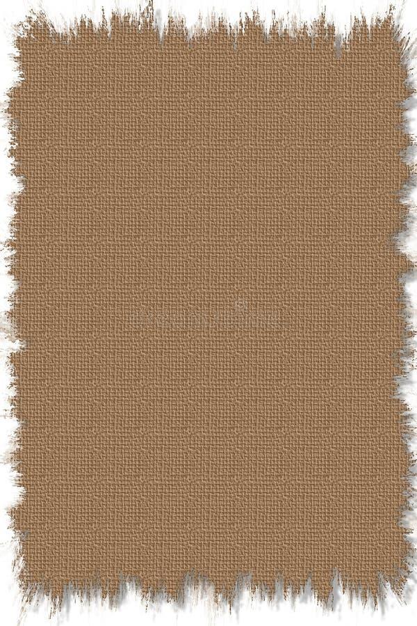 Download Stock Illustration Of Old Burlap Texture Stock Illustration - Image: 1428234