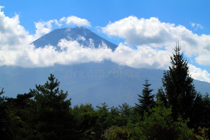 Stock image of Mount Fuji, Japan royalty free stock photo