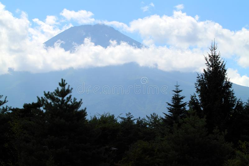 Stock image of Mount Fuji, Japan stock photo