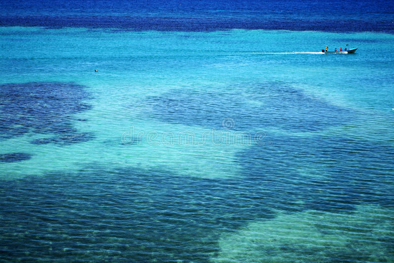 Stock image of Ocho Rios, Jamaica stock image