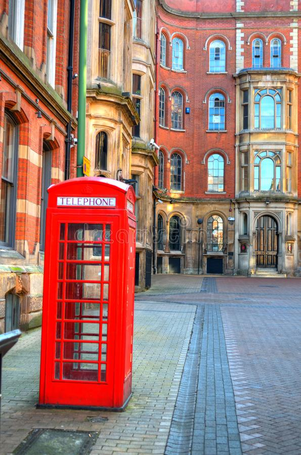 Download Stock Image Of Old Architecture In Nottingham, England Editorial Photo - Image of europe, square: 100272386