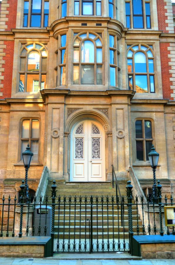 Download Stock Image Of Old Architecture In Nottingham, England Stock Image - Image of british, building: 100272315