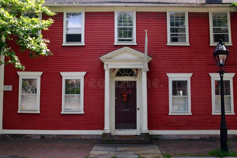 Stock image of Providence, Rhode Island, USA.  royalty free stock image
