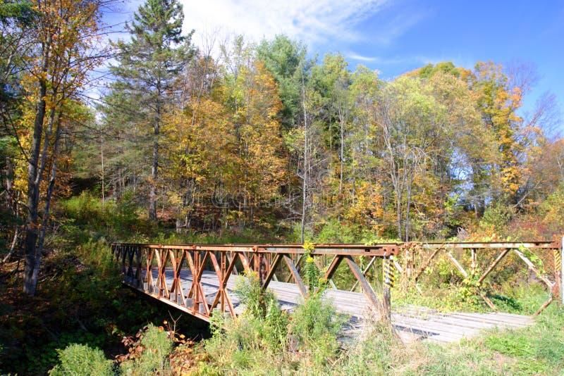 Stock image of Vermont countryside, USA.  stock photos