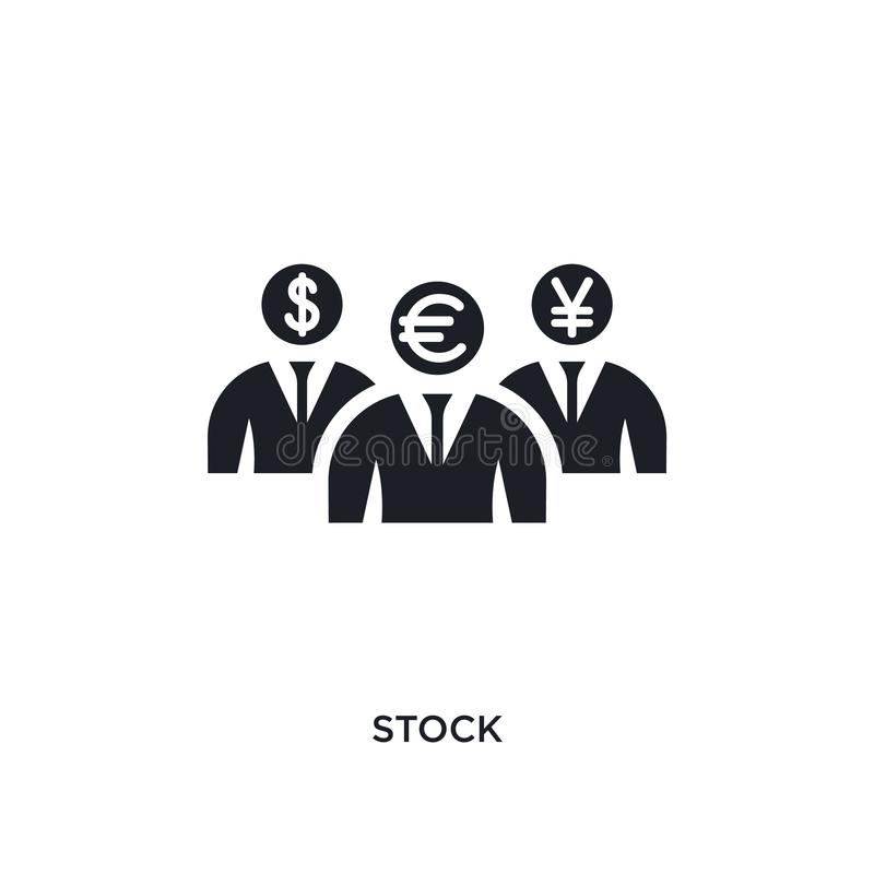 Stock isolated icon. simple element illustration from crowdfunding concept icons. stock editable logo sign symbol design on white. Background. can be use for vector illustration