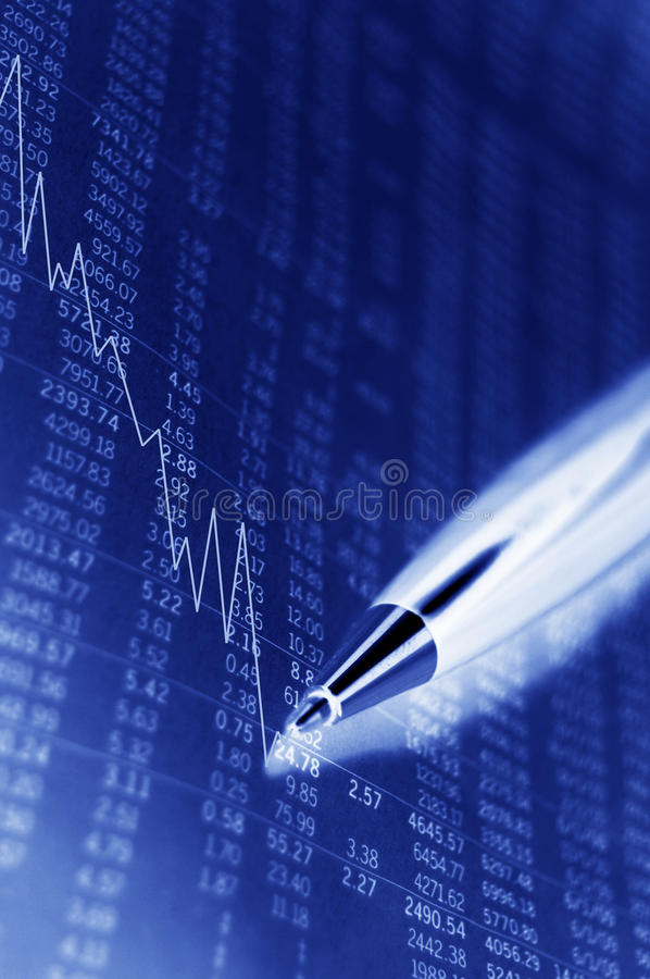 Download Stock market stock image. Image of commercial, abstract - 13216301