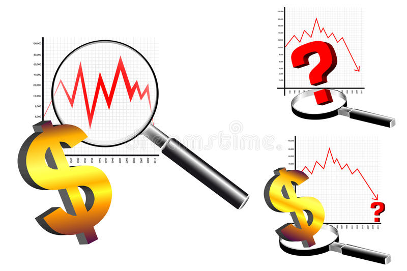 Download Stock market stock vector. Image of information, accounting - 19987048