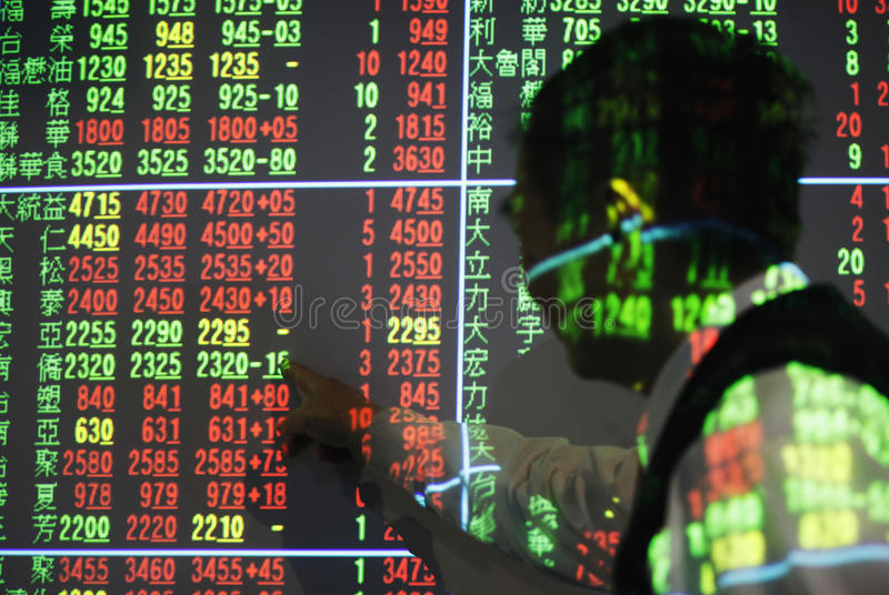 Download Stock Market Editorial Stock Photo - Image: 22826913