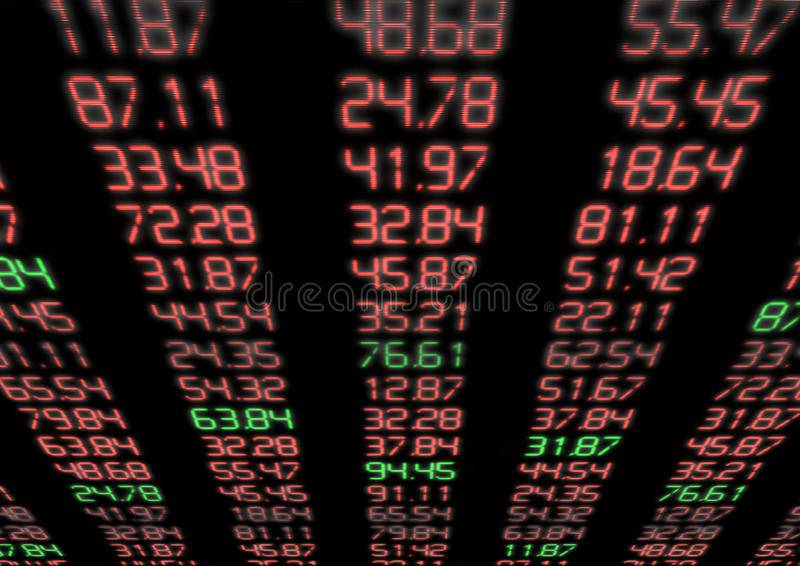 Download Stock Market stock illustration. Image of economical - 24988107
