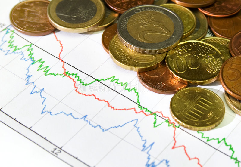 Stock-market royalty free stock images