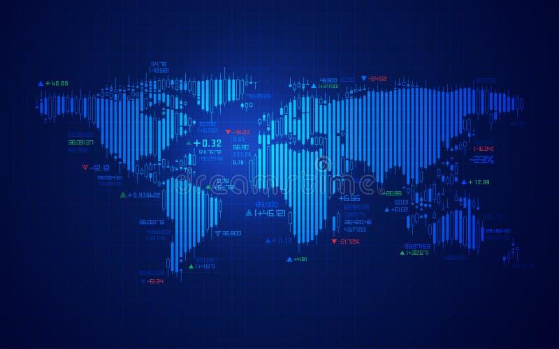 Stock mondial illustration stock