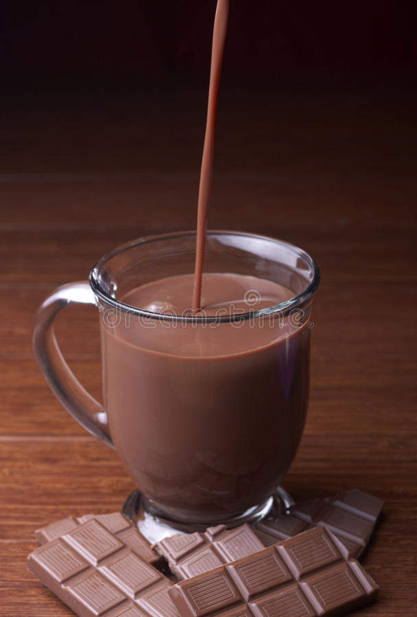 Stock Photo of Hot Cocoa royalty free stock image
