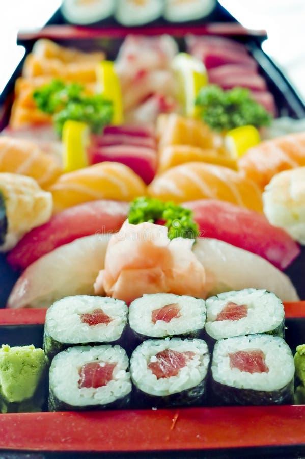 Stock Photo of Japanese Food; stock image