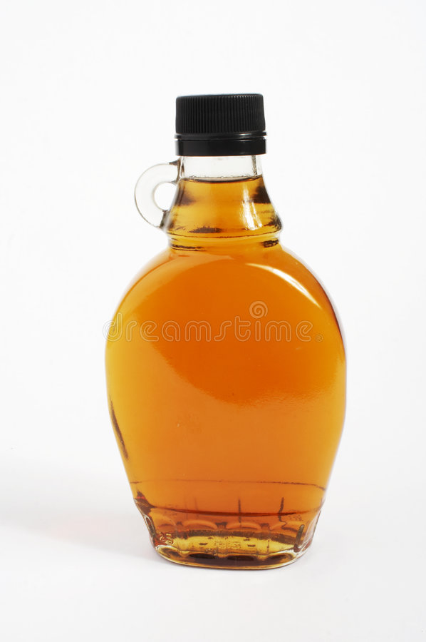 Stock Photo of Maple Syrup royalty free stock photos