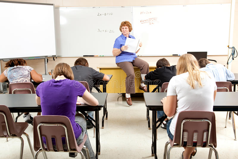 Download Stock Photo of Math Class stock photo. Image of diversity - 24562176