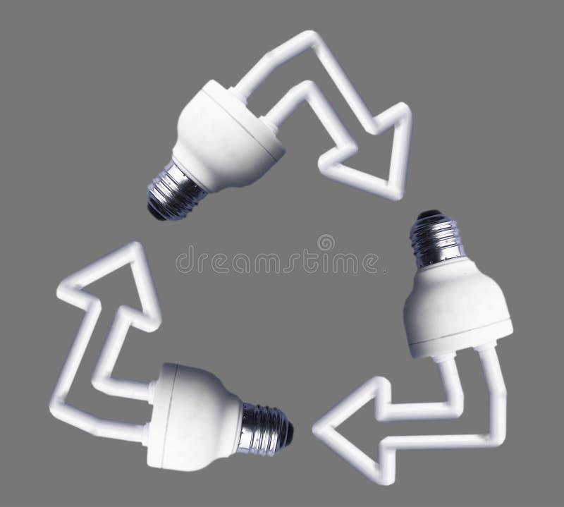 Free Stock Photo Of 3 Light Bulbs Stock Image - 5745071
