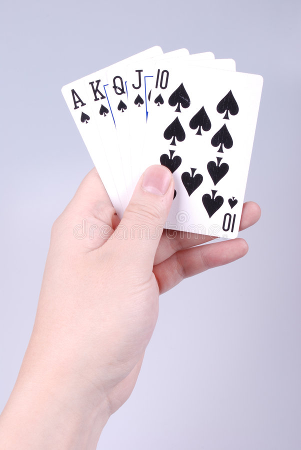 Free Stock Photo: Poker Royalty Free Stock Photo - 8254815