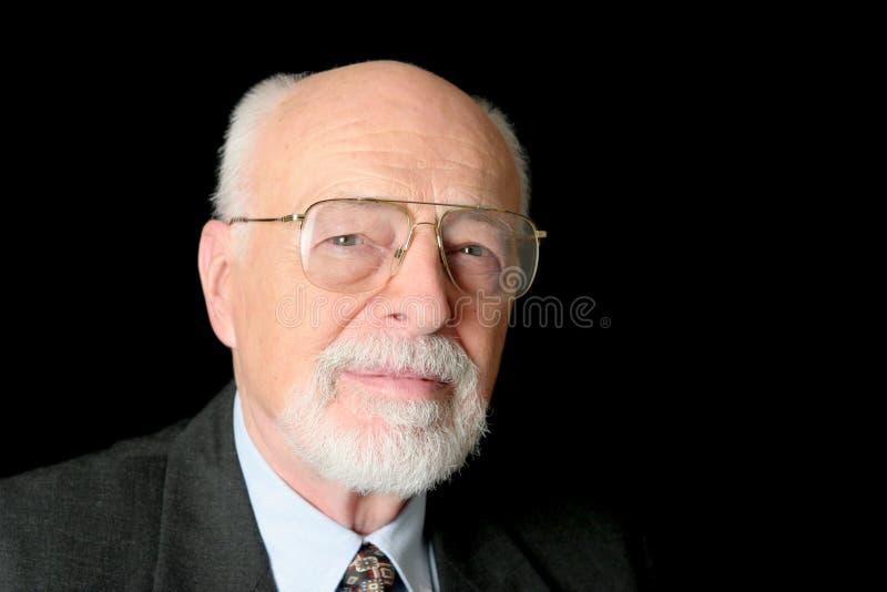 Download Stock Photo Of Serious Senior Man Royalty Free Stock Photos - Image: 1724308