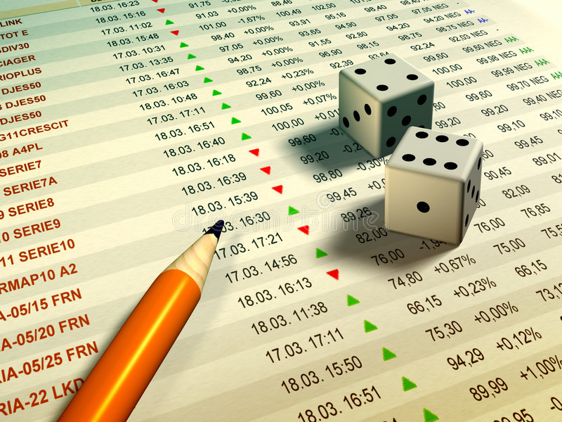 Download Stock report stock illustration. Image of gamble, statistic - 4692335