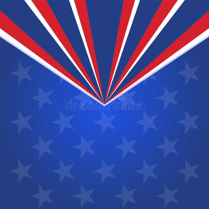 stock vector american flag flags concept design vector illustration 5 royalty free illustration