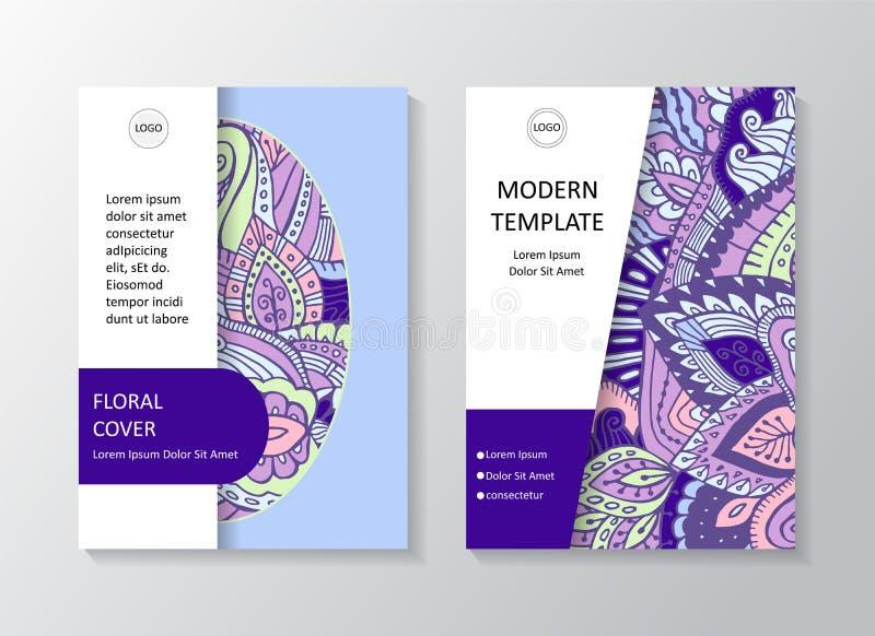 Stock Vector Art Brochure Template Layout Design Corporate Bus