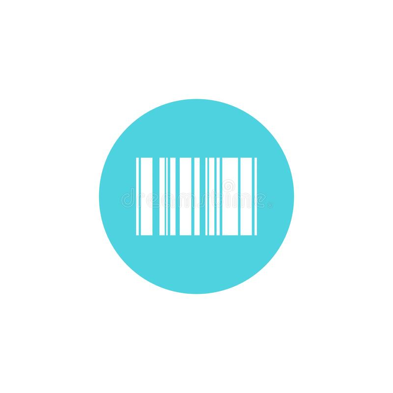 Stock vector barcode 8 royalty free illustration
