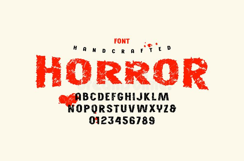 Font Ghost Stock Illustrations – 1,323 Font Ghost Stock