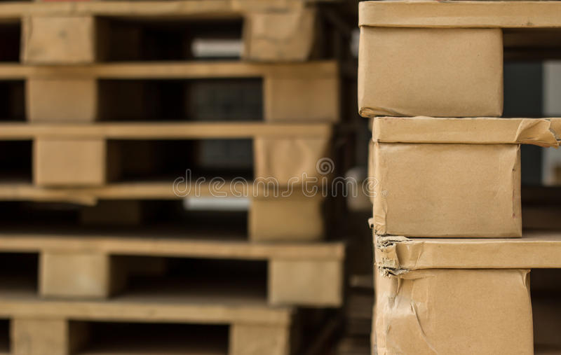 Download Stock wood pallet stock illustration. Illustration of pallet - 32259110
