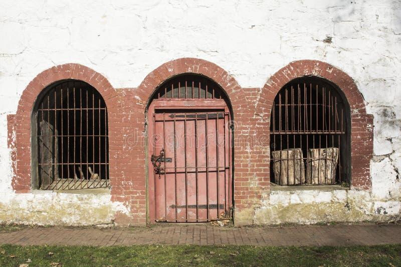stockade royaltyfria foton