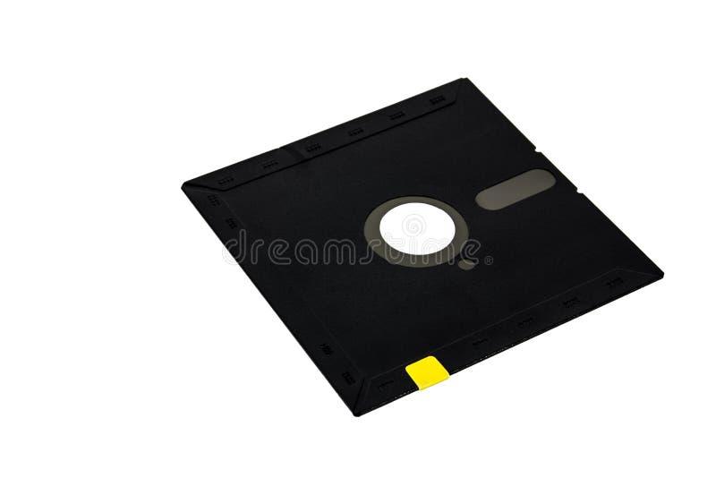 Stockage de données magnétique à disque souple d'ordinateur images stock