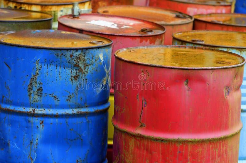 Stockage industriel photo libre de droits