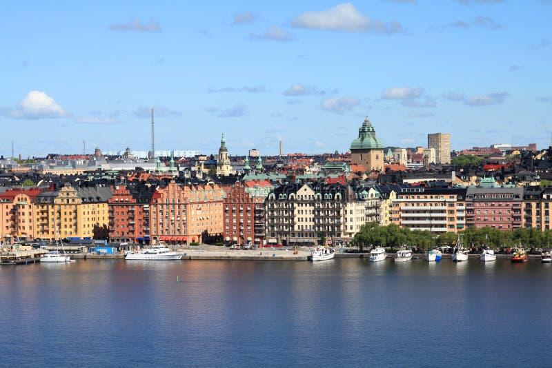 stockholm Швеция стоковая фотография rf