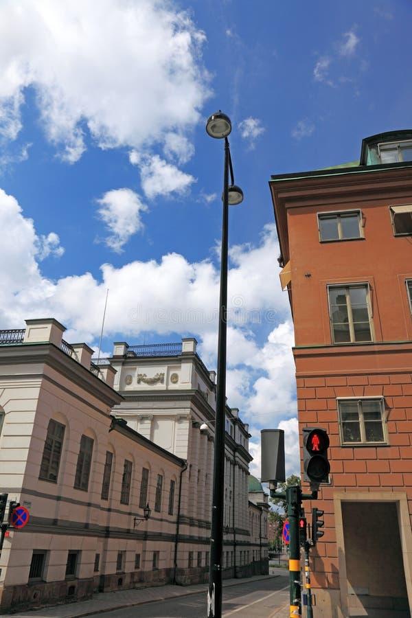 Stockholm. lizenzfreies stockbild
