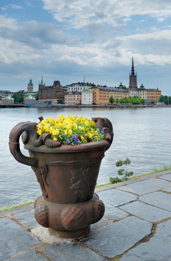 Stockholm. lizenzfreies stockfoto