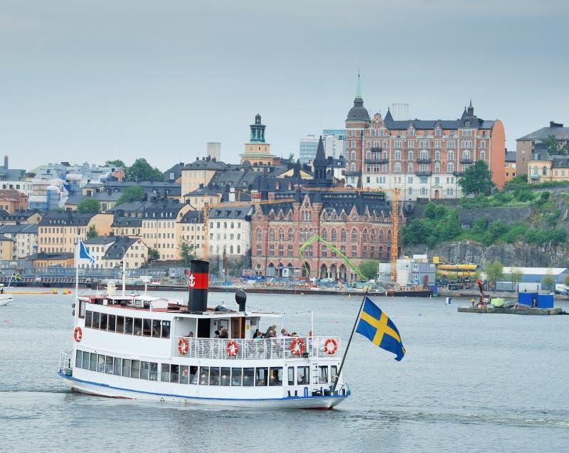 Stockholm. lizenzfreie stockfotos