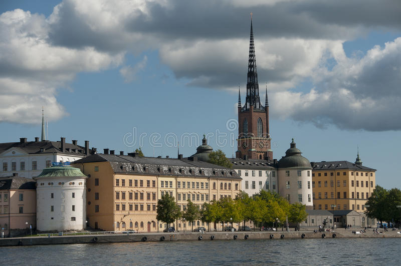 Stockholm photos libres de droits
