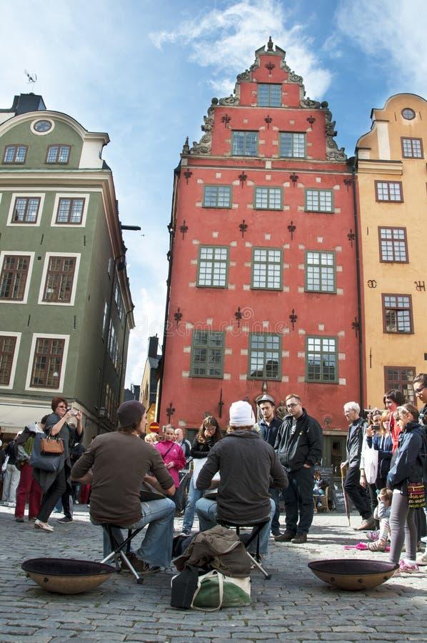 Stockholm arkivfoto