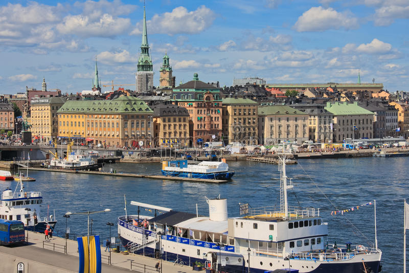 Download Stockholm editorial photo. Image of destinations, stockholm - 26906296