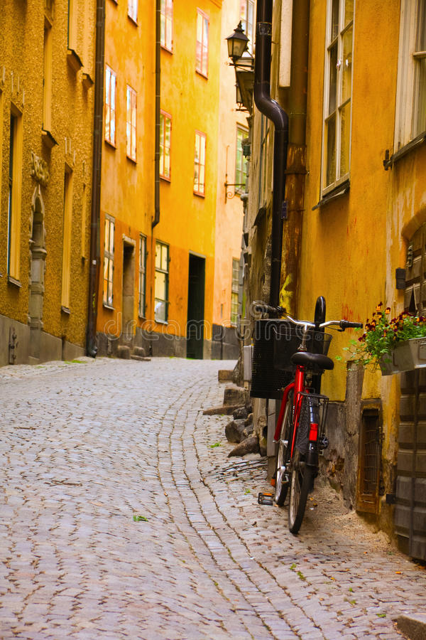 Download Stockholm stock image. Image of town, capital, tranquil - 26918279