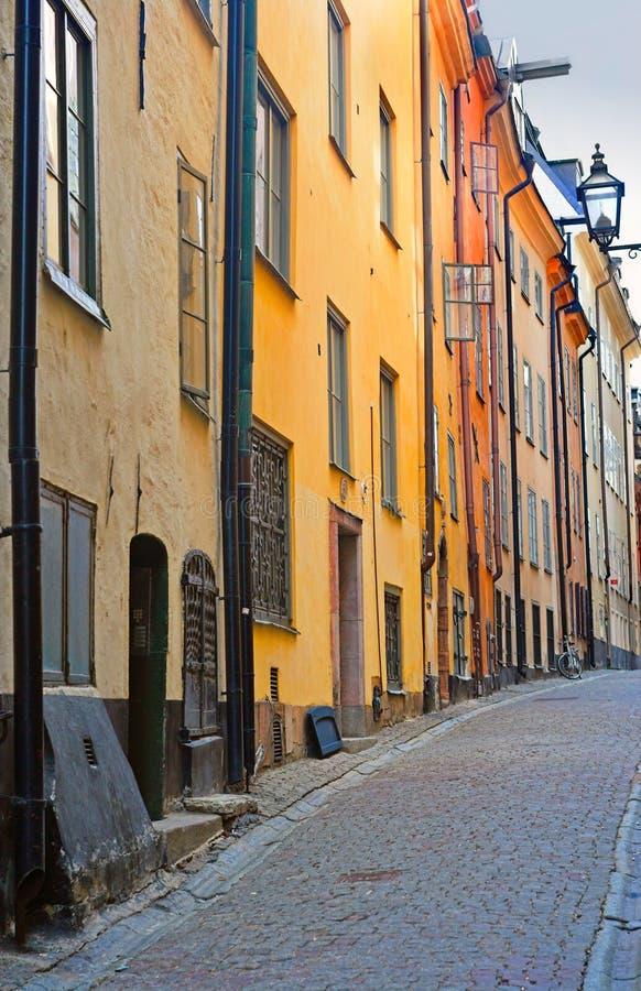 stockholm fotografia royalty free