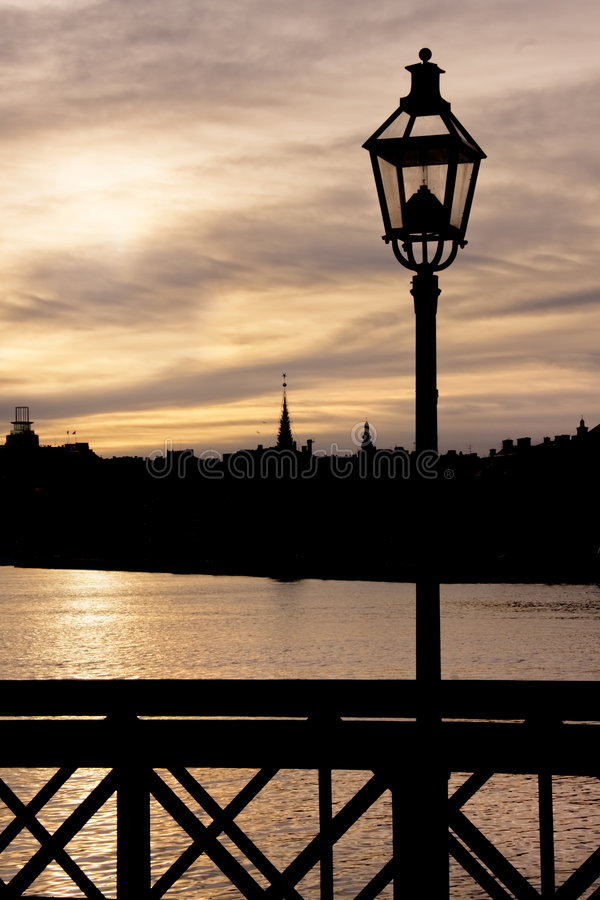 stockholm стоковое фото rf